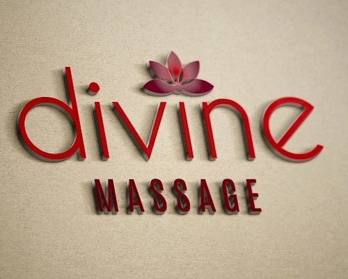 Divine Massage Logo