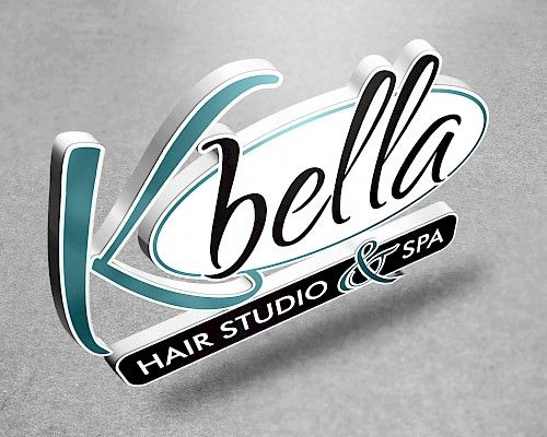K Bella Hair Studio & Spa Logo