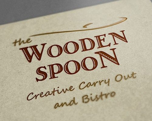 The Wooden Spoon Logo